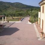 Elios - Die Villen sind im Stil eines kleinen Dorfkerns gruppiert