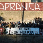 Ultras Capranica for Homeless
