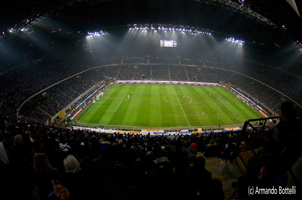 Derby senza colori © Armando Bottelli