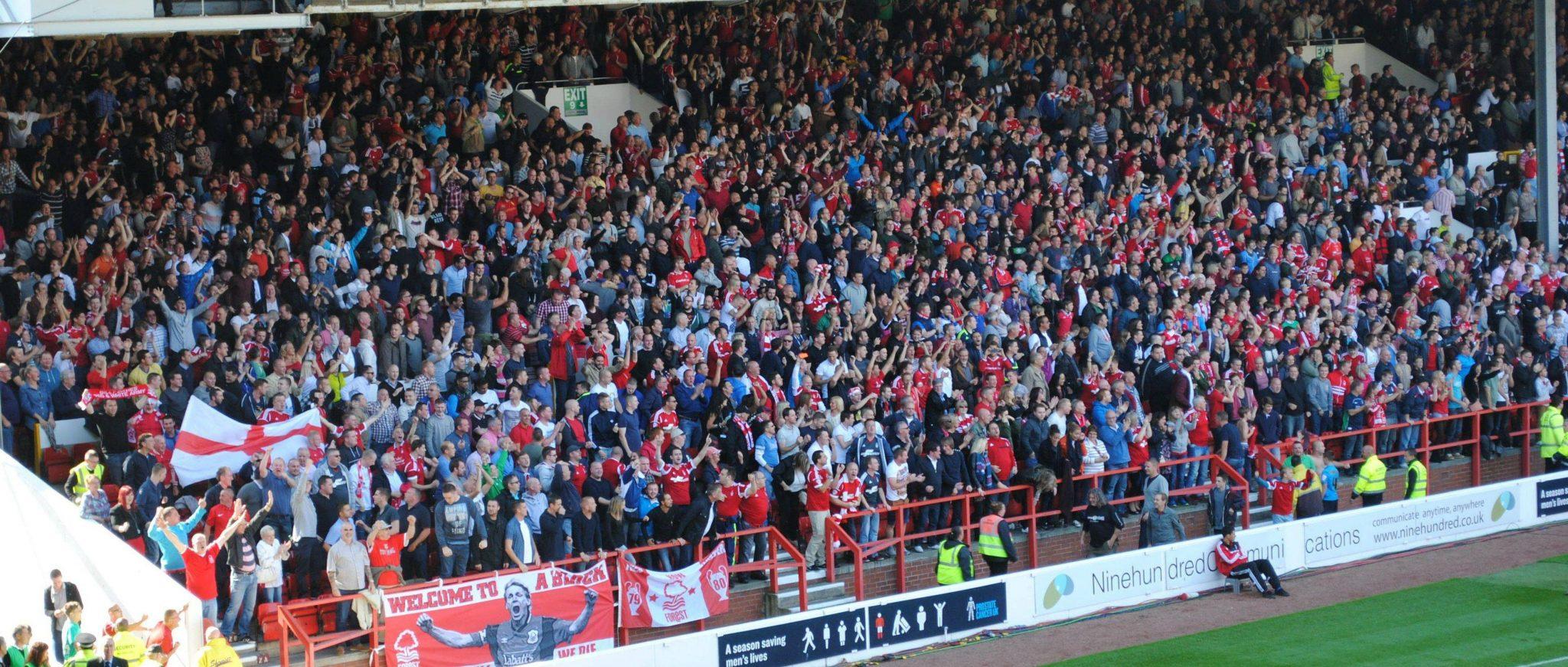 A Block Nottingham Forest FC