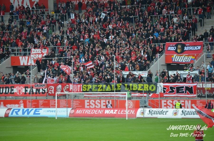 Rot Weiss Essen vs. Borussia Mönchengladbach II