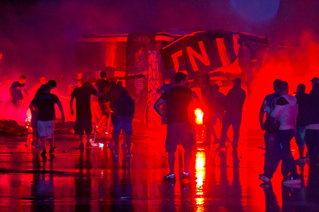Festa Curva Nord