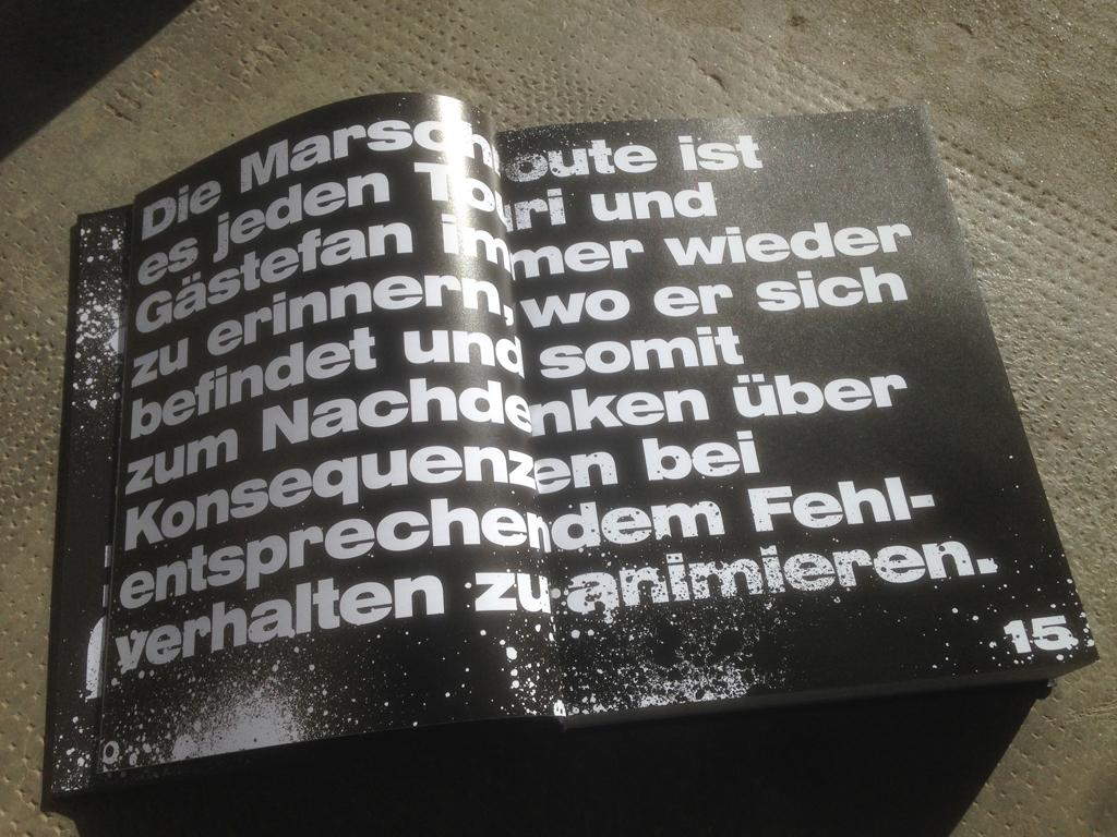 Fussball Graffiti Buch