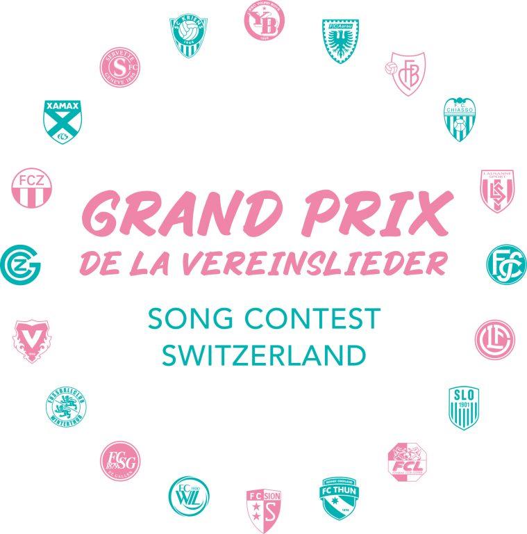 Grand Prix de la Vereinslieder Logo